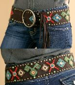 Tasha Polizzi Belt..love!  Everything Tasha Polizzi does is fine!
