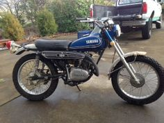 1973 YAMAHA AT3 125 ENDURO