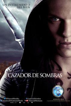 Cazadores de Sombras: Ciudad de Hueso - Poster Jamie Campbell Bower