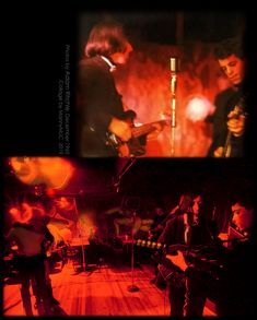 Small Bizarre Beginnings - The Velvet Underground at the Café Bizarre in New York, December The photo on top is real color, the one below is a black & white photo tinted. Black White Photos, Black And White, Time Capsule, Rock Music, Rock And Roll, Velvet, Film, Concert, December