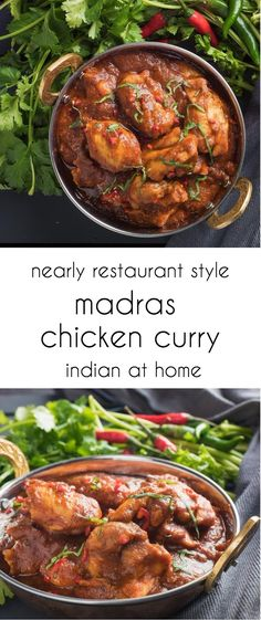 You can make Madras chicken curry at home that will rival what you get in Indian restaurants