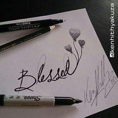 sketch blessed tattoo - Pesquisa Google