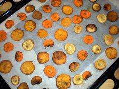 zeleninové chipsy Griddle Pan, Health, Salud, Health Care, Healthy