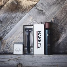 Thanks for my Harry's shaving kit.  I experienced the perfect shave...