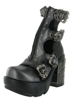 Demonia Rivethead Boots