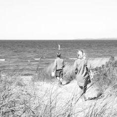 #Kids #Beach #Hornbaek - my work / www.nordiskrum.dk