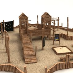 wooden playground images - Google Search