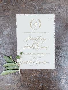 Italian Destination Wedding at Castello di Vicarello