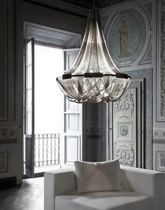 Luminaires design : le lustre à l'italienne !