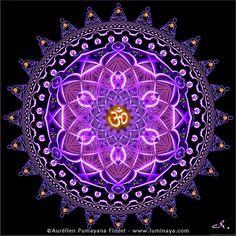 Mandala par luminaya