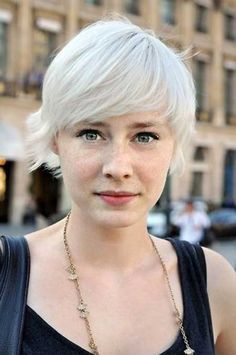 This is the gray/white I want...but not all-over color.  http://www.short-haircut.com/wp-content/uploads/2013/06/Color-Ideas-for-Short-Hair-2013-8.jpg