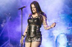 Floor Jansen, Nightwish