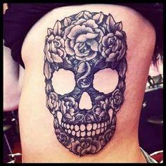 Shugar skull ink