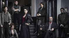 Another report on the Penny Dreadful panel at San Diego Comic Con. Spoilers for season 2!
