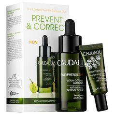 Caudalie - Prevent & Correct Duo #sephora  Seriously my favorite!