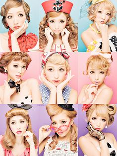 Gyaru Faces