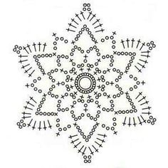 Crochet Patterns Needles askBolero Motif Chart – Snowflakes WorldUncategorized – Page 2 – maysoondo crochet huis na Stylowi. Crochet Snowflake Pattern, Crochet Stars, Crochet Snowflakes, Doily Patterns, Thread Crochet, Crochet Patterns, Crochet Diagram, Crochet Motif, Crochet Doilies