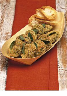 Polpette al forno di ricotta ed erbette - Tutte le ricette dalla A alla Z - Cucina Naturale - Ricette, Menu, Diete