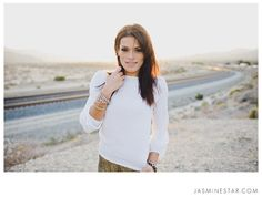 Photograph of the Beautiful Jasmine Star!! shes a wonderful wedding photographer