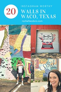How to plan the perfect trip to Waco, Texas to visit Magnolia Market. With information about Waco Tours, car rentals, hotels and places you should visit while in Fixer Upper country. Texas Roadtrip, Texas Travel, Travel Usa, Instagram Wall, Instagram Worthy, Cool Places To Visit, Places To Travel, Travel Things, Waco Texas