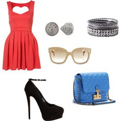 """."" by mari-1d on Polyvore"