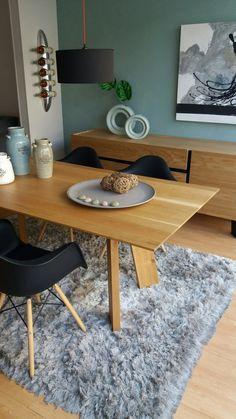 #τραπεζι# μασιφ#δρυς#Tree Table, Furniture, Home Decor, Decoration Home, Room Decor, Tables, Home Furnishings, Home Interior Design, Desk