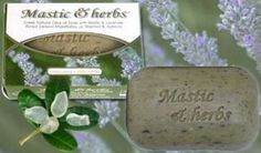 Σαπούνι ελαιολάδου Mastic and Herbs με μαστίχα και λεβάντα