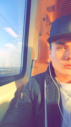 Jai in de trein