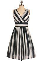 Still swooning over stripes; $75.