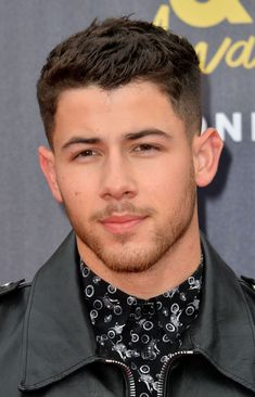 Nick Jonas's Clean Undercut - It might be simple and it might be messy, but Nick shows us you can wear an undercut with even the least of effort.