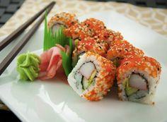 California Roll, ricette giapponesi ^_^