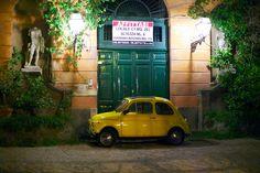Fiat Cinquecento by isla de lobos, via Flickr.