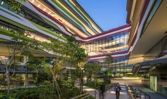 UNStudio and DP Architects complete phase one of sustainable Singapore University of Technology & Design | Inhabitat - Green Design, Innovation, Architecture, Green Building