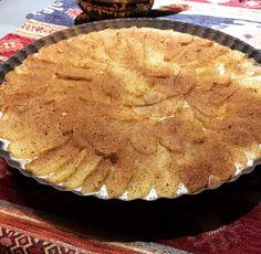 Pie de Manzana Vegano  #vegano #concienciaplanetaria #savetheplanet #mozkada #organic #foodporn #almendras #vegan