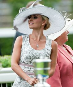 PHOTOS: Hats Off To Katherine Jenkins At Ascot