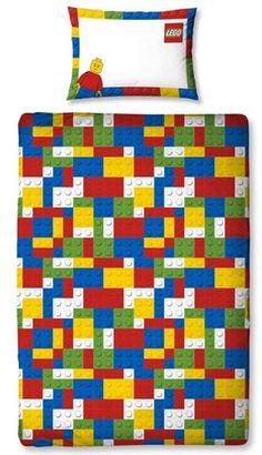 LEGO Dekbedovertrek Classic 2-in-1
