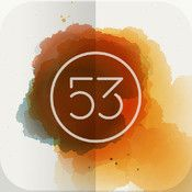 Paper by FiftyThree App: Paper is where ideas begin. It's the easiest and most beautiful way to create on iPad. Capture your ideas as sketches, diagrams, illustrations, notes or drawings and share them across the web.
