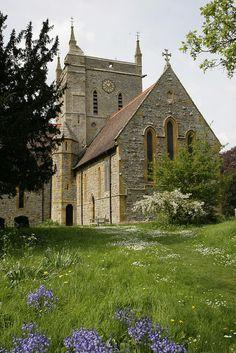 Alderminster Village,  Stratford-on-Avon district of Warwickshire