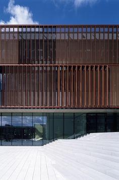 E.On Avacon, Kiel, Germany designed by Bof Architekten