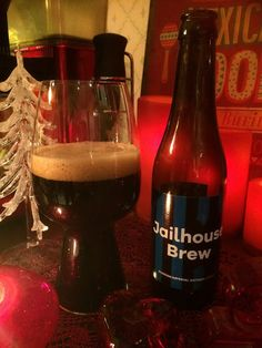 Vaat Jailhouse Brew Russian Imperial Outmeal Stout