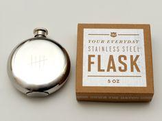 I'm having fancies of having a flask