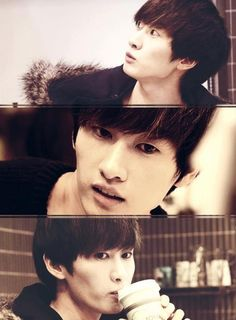 Eunhyuk ♡ Super Junior for some reason , he s so charming ..