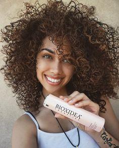 BIOXIDEA via Instagram: ck_frias Love my @bioxideausa Multi Emulsion moisturizer! It's lightweight and makeup goes on so beautifully over it! #bioxidea#curls