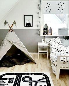 Image result for grey kids rooms