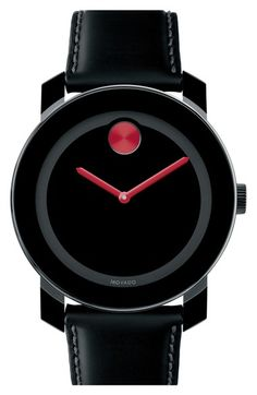 Movado 'Large Bold' Watch, 42mm (Regular Retail Price: $350.00) available at #Nordstrom