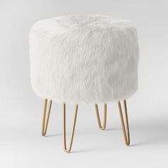 Radovre Hairpin Ottoman Faux Fur White Project 62 Radovre Hairpin Ottoman Faux Fur White Project 62 The post Radovre Hairpin Ottoman Faux Fur White Project 62 appeared first on Upholstery Ideas. Vanity Room, Vanity Area, Style Deco, Upholstered Ottoman, Home Design, Accent Pieces, Living Room Furniture, Small Furniture, Furniture Sale