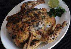 The most popular recipe so far! Cilantro and Lime Rubbed Turkey Recipe - Happy and Healthy Recipes