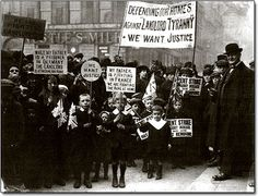 Rent Strike, Glasgow 1915 - Red Clydeside.