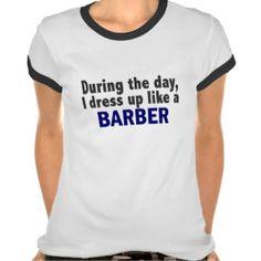 barber women   Barber Women's T-Shirts