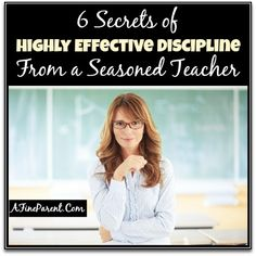 Effective Discipline Secrets From a Seasoned Teacher: Introduction